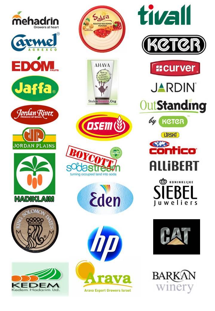 welke merken boycotten