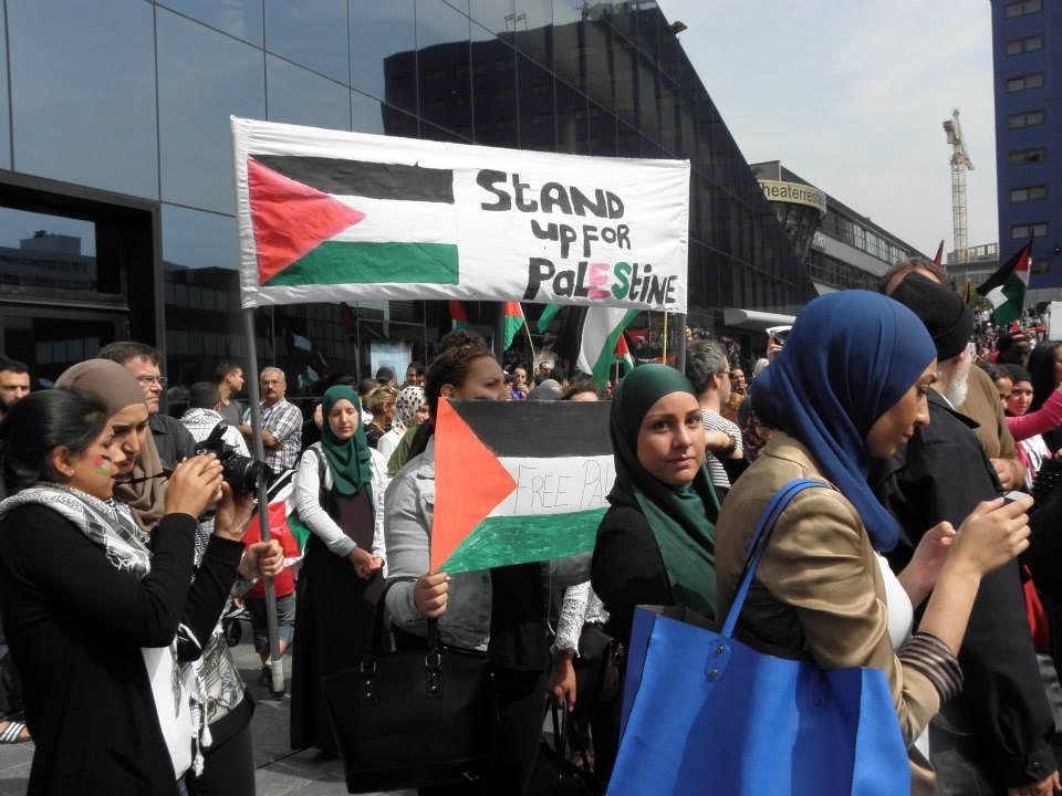 stand up 4 palestine