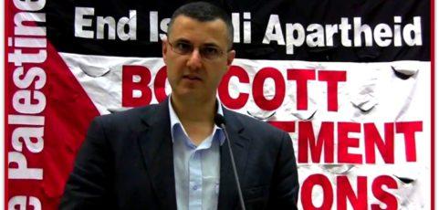 Verklaring van BNC over Israelische campagne tegen Omar Barghouti