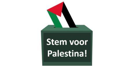 Stem voor Palestina