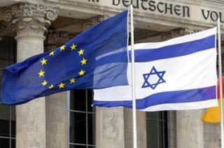 Druk gelobby voor Israël in Brussel