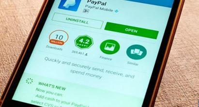 Geen Paypal voor Palestijnen