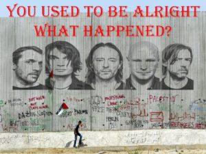radiohead used to be allright