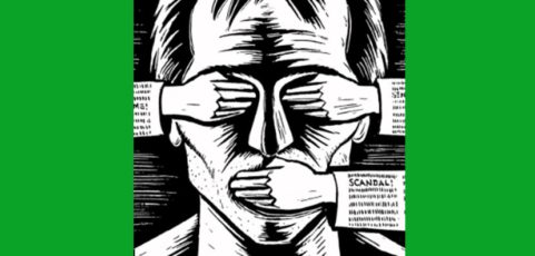 Aanklacht tegen de Israelische journalist David Sheen