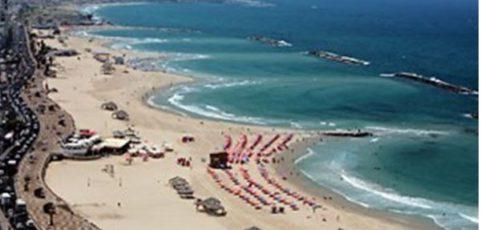Een week in Israel in vakantietijd