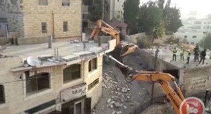 Voortgaande etnische zuivering in Oost-Jeruzalem en Bedoeïnendorpen