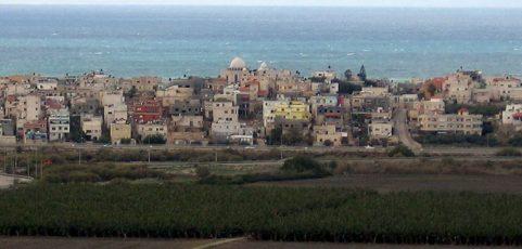 Jisr al-Zarqa is net een gevangenis