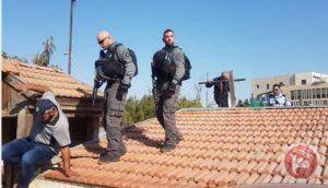 bij huisuitzetting O Jeruzalem2