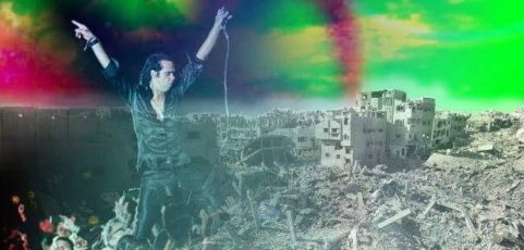 Nick Cave and the Bad Seeds:  Don´t play on the bad seeds of apartheid!