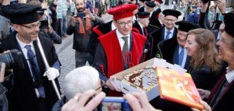 Law-Train: Leuvense universiteit laat van zich horen