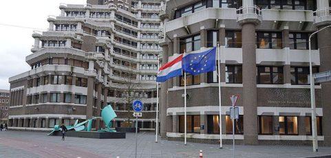 De vrienden van Zijlstra, nieuwe minister van Buitenlandse Zaken