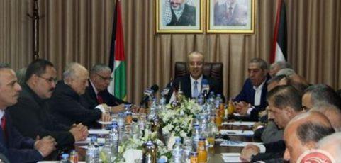 Druk overleg over Palestijnse eenheid