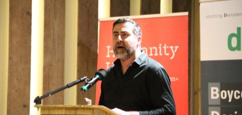 """Conferentie """"Kunst, Solidariteit en Palestina"""""""