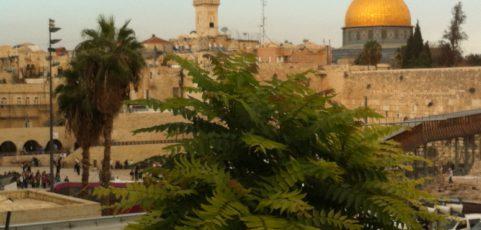 Sinterklaascadeau Trump, Jeruzalem hoofdstad van Israel?