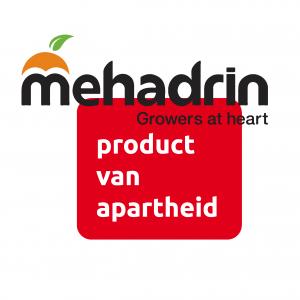 Mehadrin product van apartheid
